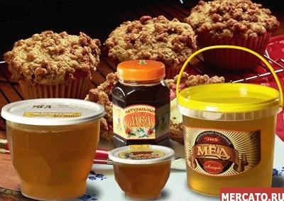 Советы  по кулинарии, мед